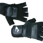 HillBilly Protection Wirstguard gloves - Half finger