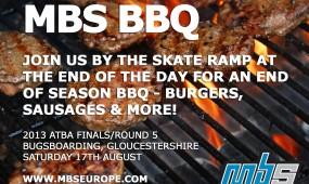 MBS End of Season BBQ