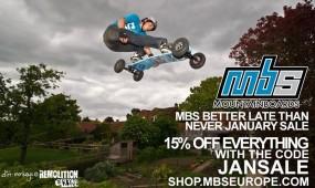 MBS Europe January Sale