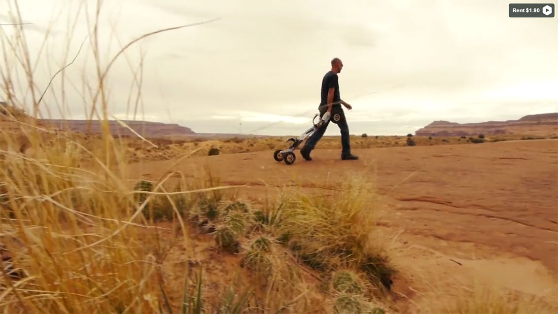 New French Mountainboard Documentary