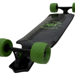 10001 – MBS All-Terrain Longboard – Bottom 3Qtr