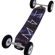 10101 – MBS Colt 90 Mountainboard – Constellation – Bottom 3Qtr