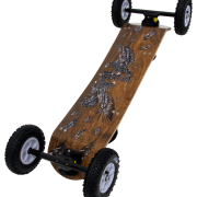 10301 – MBS Comp 95 Mountainboard – Birds – Bottom 3Qtr