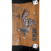 10301 – MBS Comp 95 Mountainboard – Birds – Top