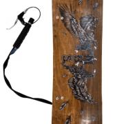 10302 – MBS Comp 95X Mountainboard – Birds – Bottom