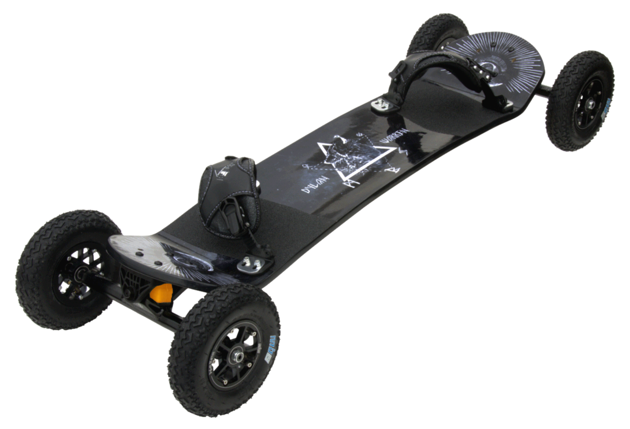 10404 - MBS Pro 97 Mountainboard - Dylan Warren