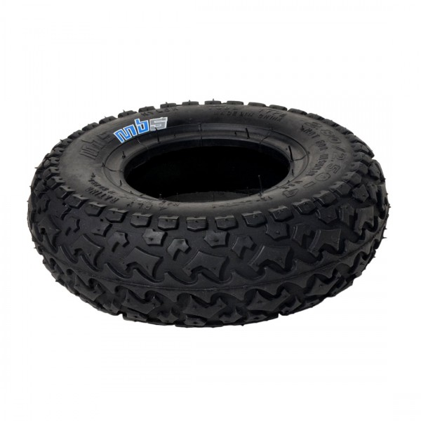 13019 MBS T2 Tyres – Black