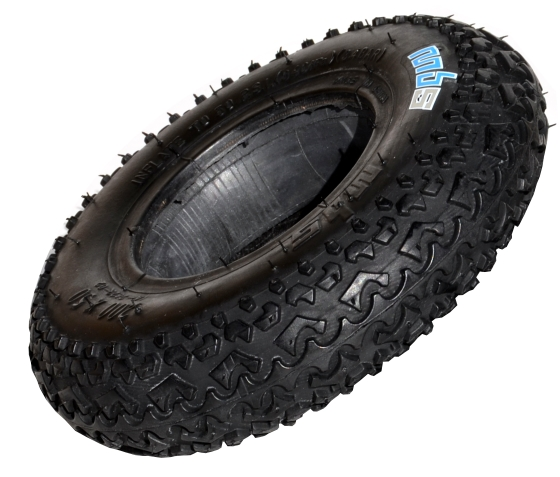 13111 - T1 Tire - Black