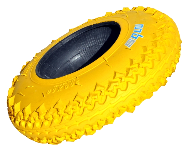 13134 - MBS T3 Tyre - Yellow