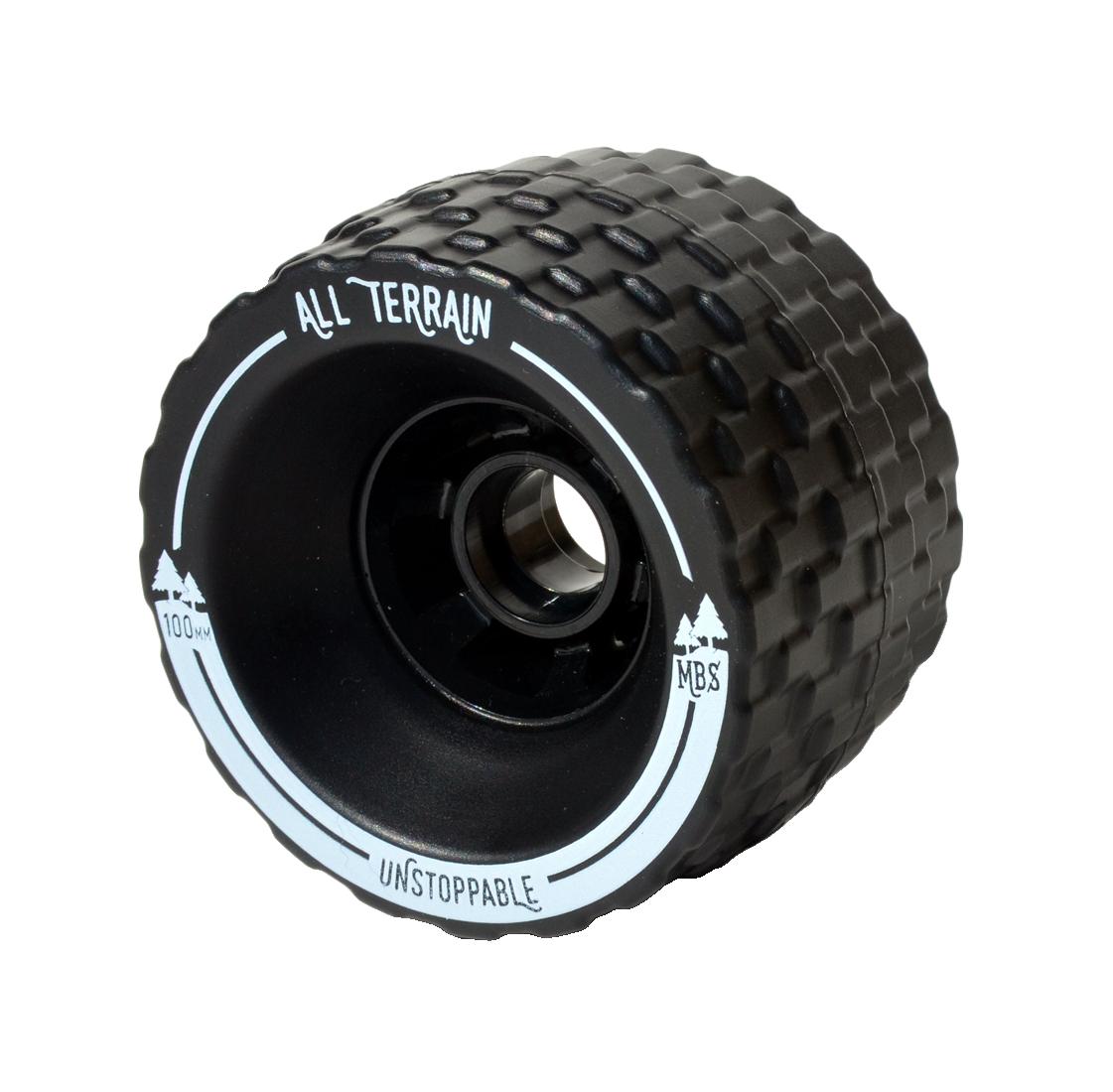 Mbs All Terrain Longboard Wheels Mbs Mountainboards Europe