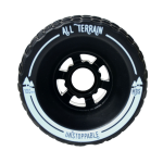 13401-MBSAllTerrainLongboardWheel-Single-Front-Black