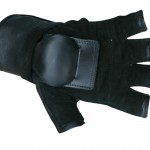 2707Y-HillbillyWristGuardGloveHalfFinger-Black-Bottom
