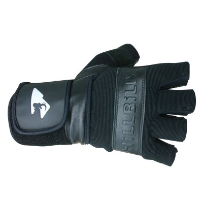 Hillbilly Wrist Guard Glove Half Finger