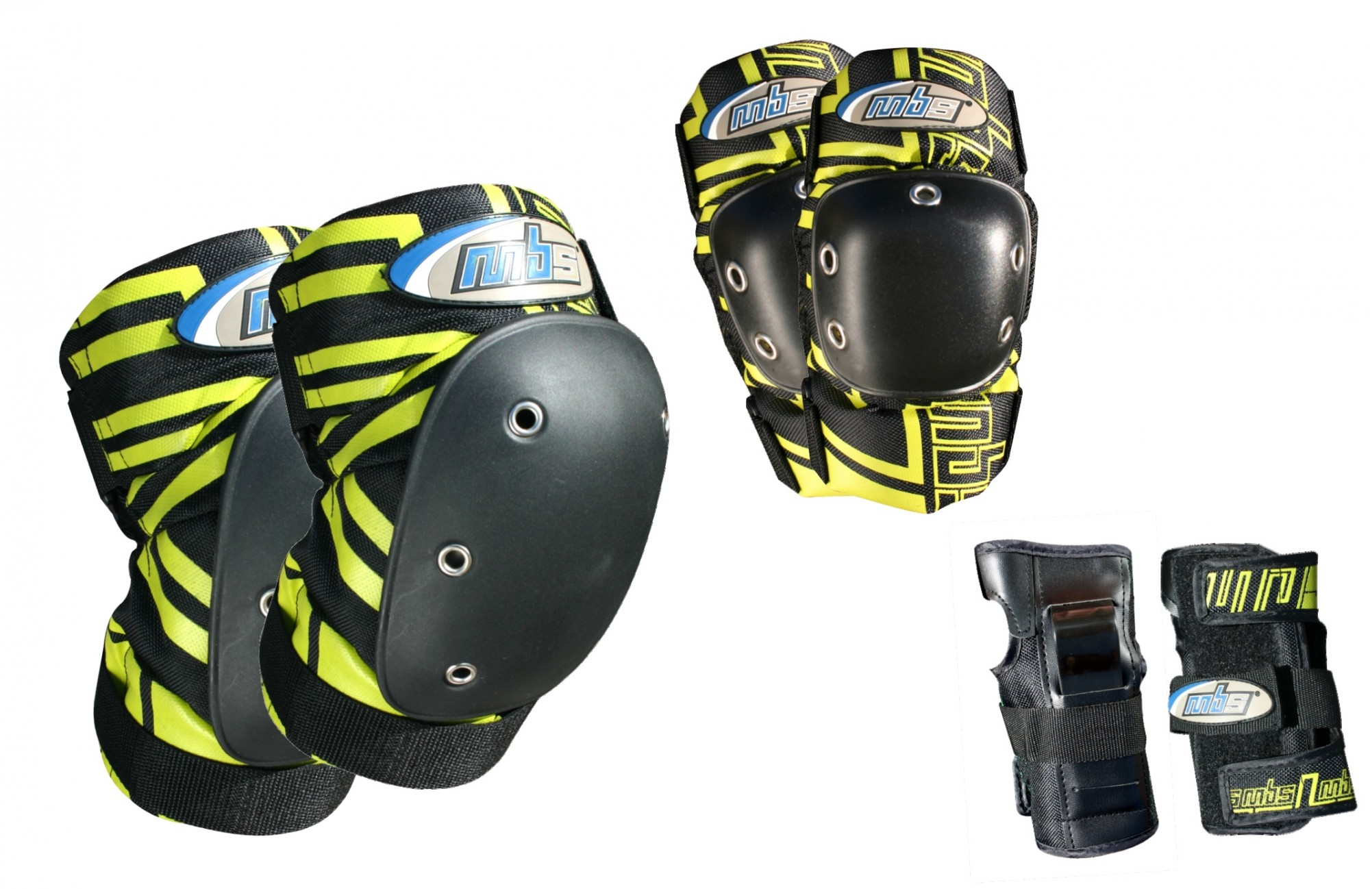 27116 S MBS Pro Pads - Tri Pack