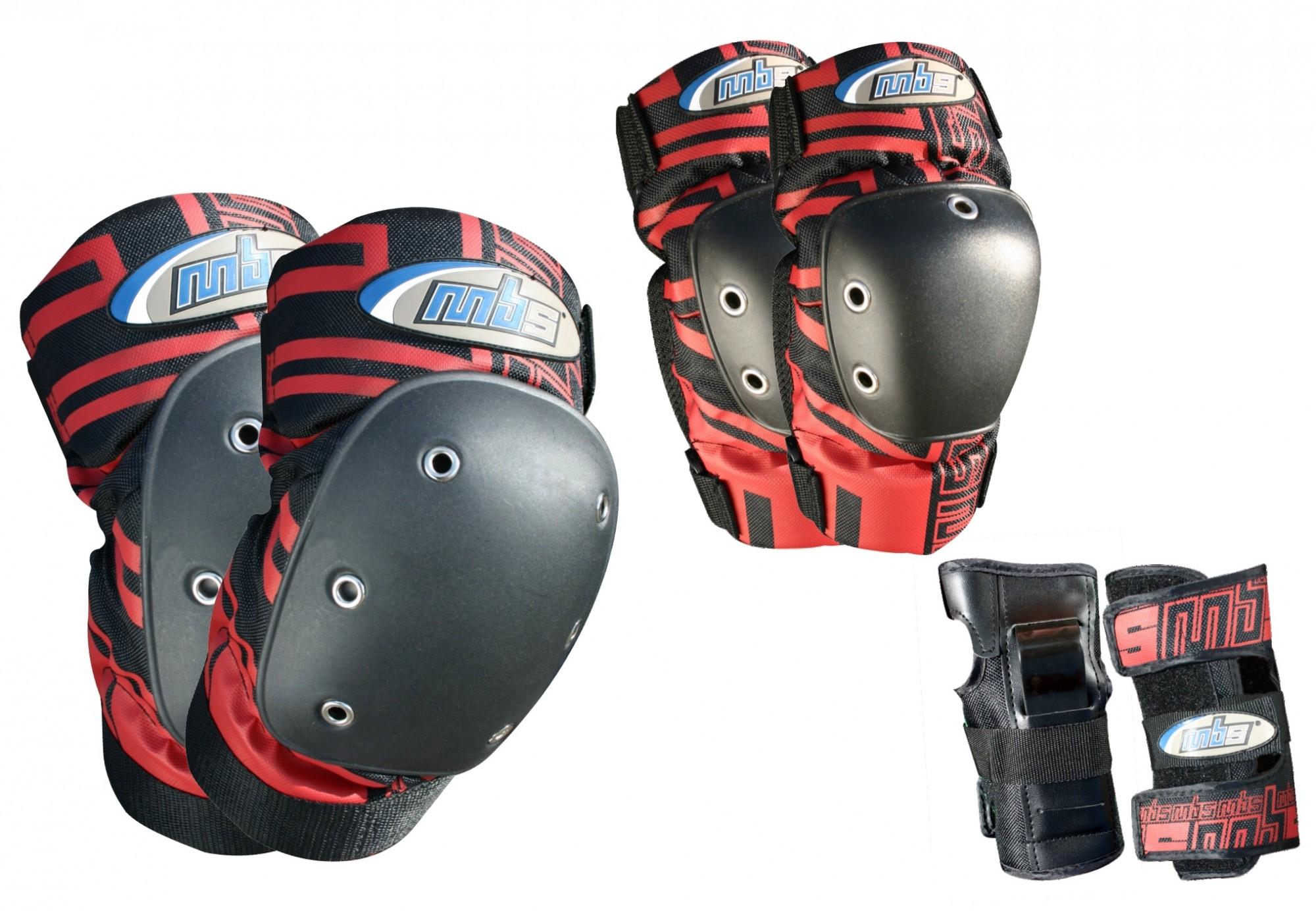 27118 - L MBS Pro Pads - Tri Pack