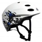 2721X MBS Helmet Grafstract – White