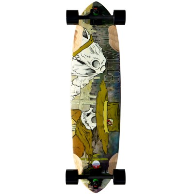 30052 Deville 37 Inch Downhill-Freeride Tombstone