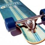 40008 – Atom 39 Inch Drop-Through Longboard – Artisan Blue – Additional 2