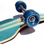 40008 – Atom 39 Inch Drop-Through Longboard – Artisan Blue – Additional 3