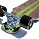 40009 – Atom 39 Inch Drop-Deck Longboard – Artisan Brown – Additional Shot 1