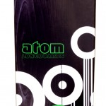 91047- Atom 41 Inch Drop Through Longboard – Bottom