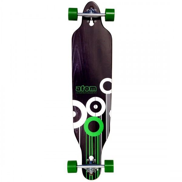 91047 Drop Through Longboard