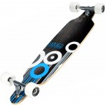 91058 – Atom 36 Inch Drop-Through Longboard – Bottom 3Qtr