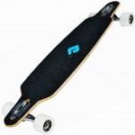 91058 – Atom 36 Inch Drop-Through Longboard – Top 3Qtr
