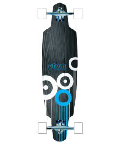 91058 Atom 36 Inch Drop Through Longboard