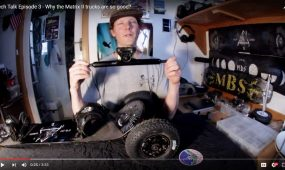 MBS Tech Talk Episode 3 - Why the Matrix II trucks are so good?