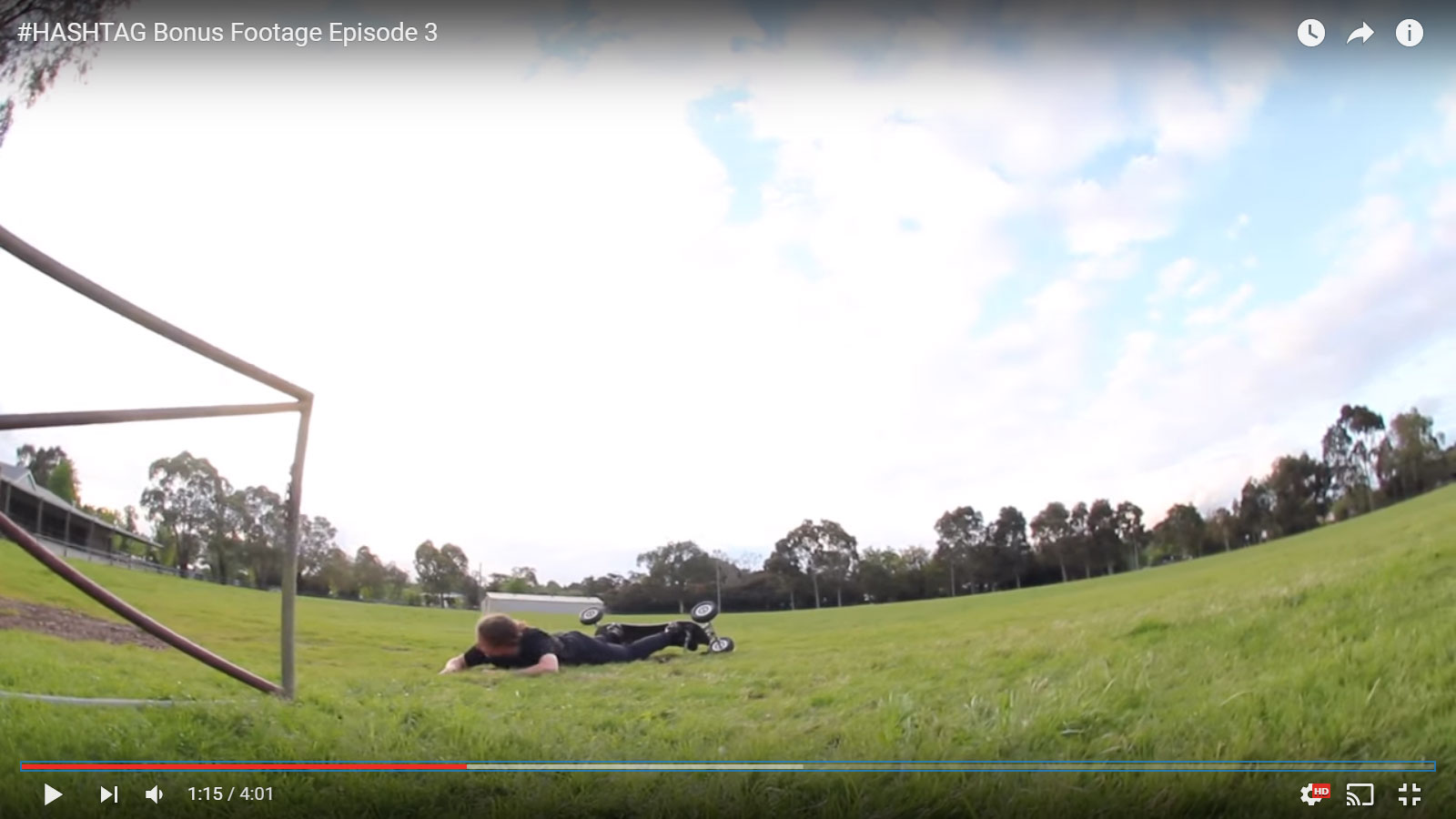 #HASHTAG Bonus Footage Episode 3