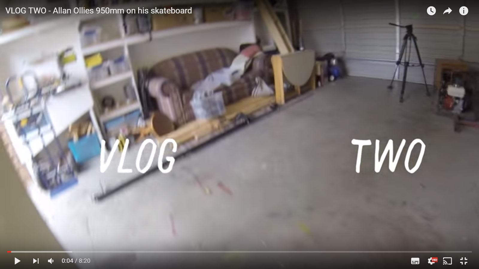 Dylan Warren – Vlog Two