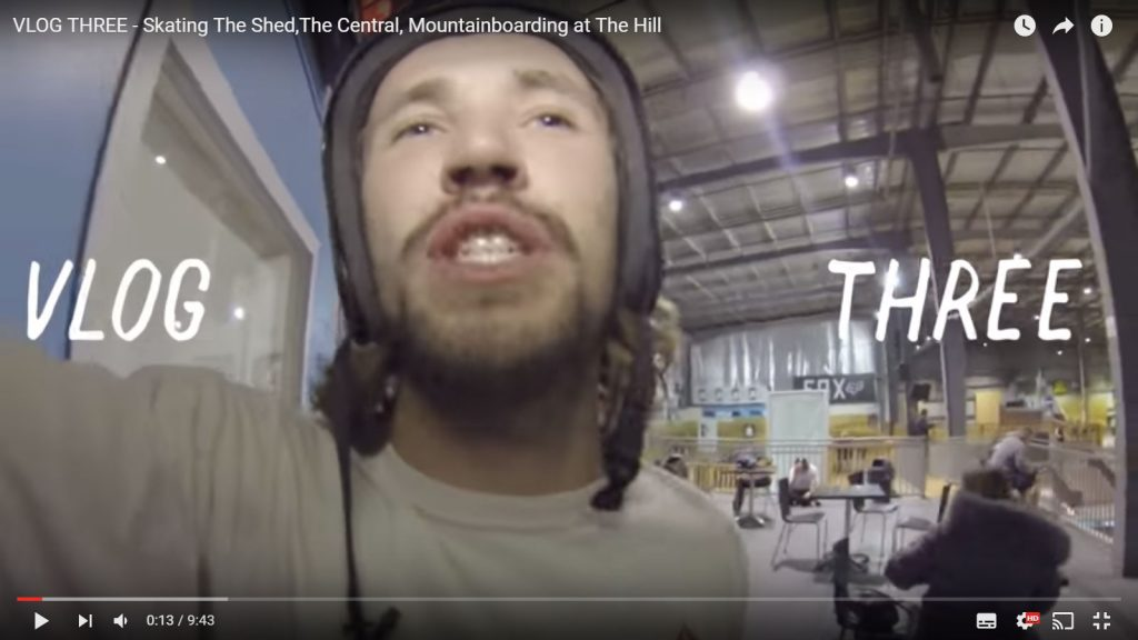 Dylan Warren Vlog Three