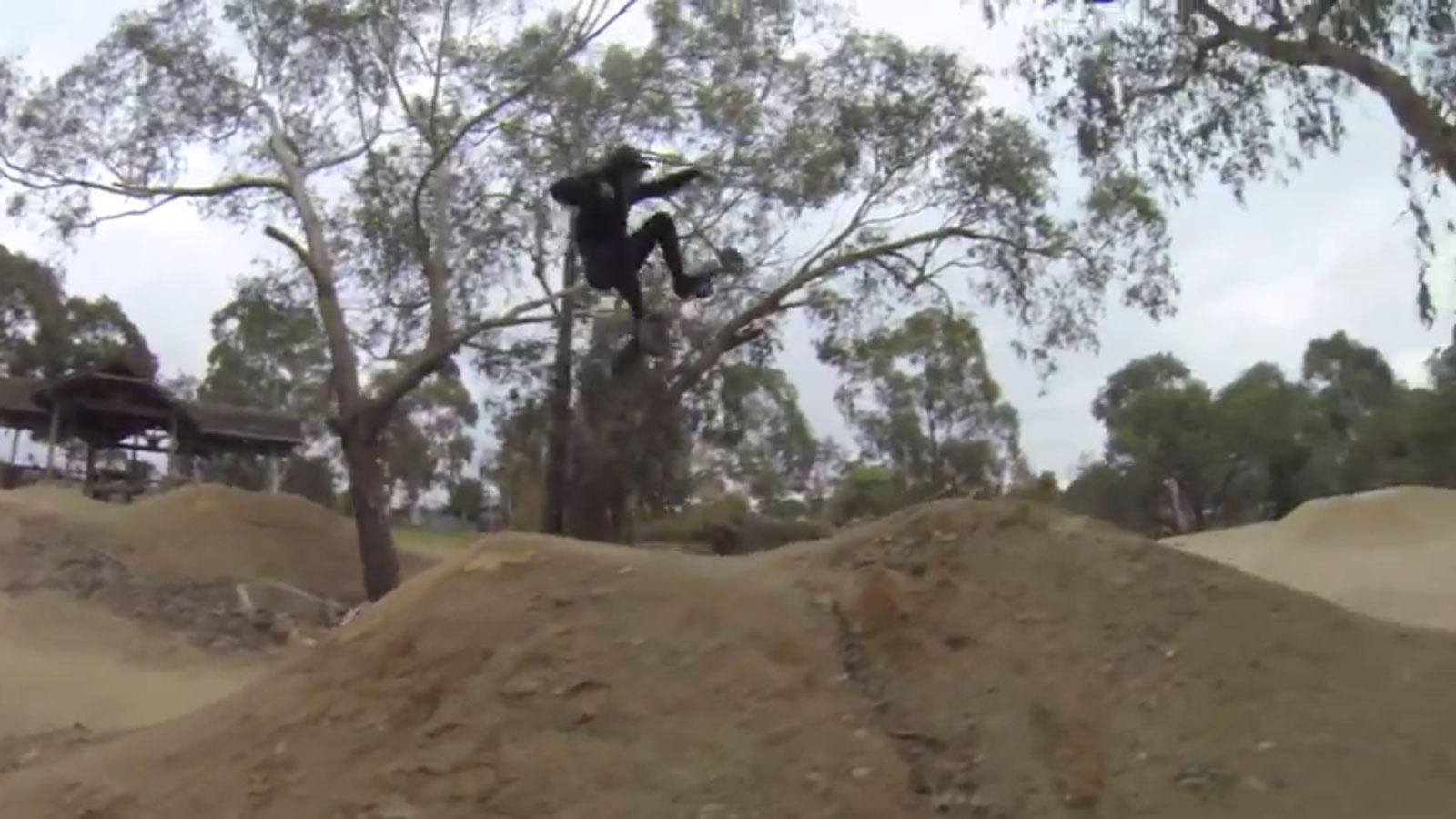 Dylan Warren Vlog 5 – Croydon, Langwarrin, Frankston skateparks