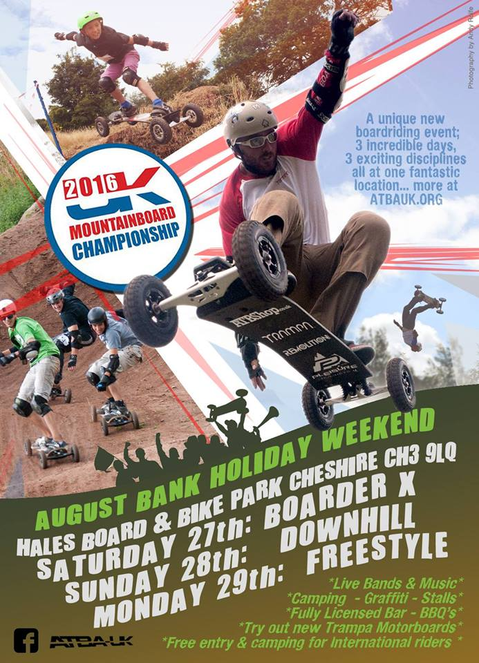 UK Mountainboarding Championships 2016
