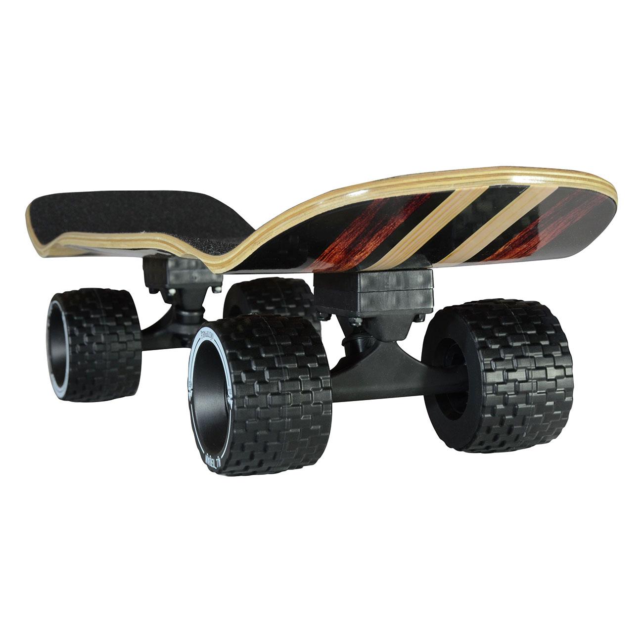 Skateboard Uses: MBS All Terrain Skateboard