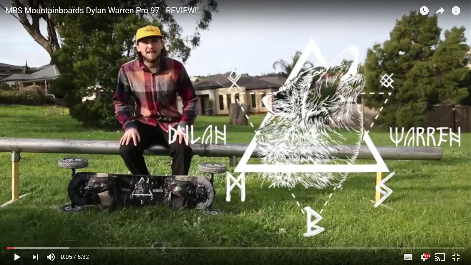 Dylan Warren MBS Pro 97 review
