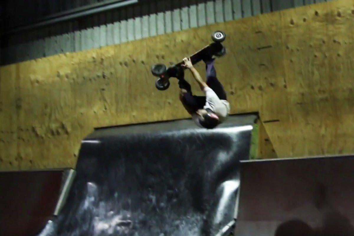 Dylan Warren Flips