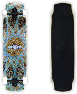 Atom Downhill / Freeride Longboard - 37 Inch - Magic Carpet