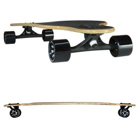 Atom Drop Through Longboard – 40 Inch – Owl 4