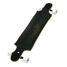 Atom Double Drop Longboard – 38 Inch – Woody Diamond 5