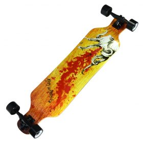 Atom Drop Deck Longboard – 39 Inch – Octopus 3