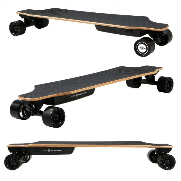 Atom Electric H10 Longboard Skateboard