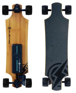 Atom Electric B10X All Terrain Longboard