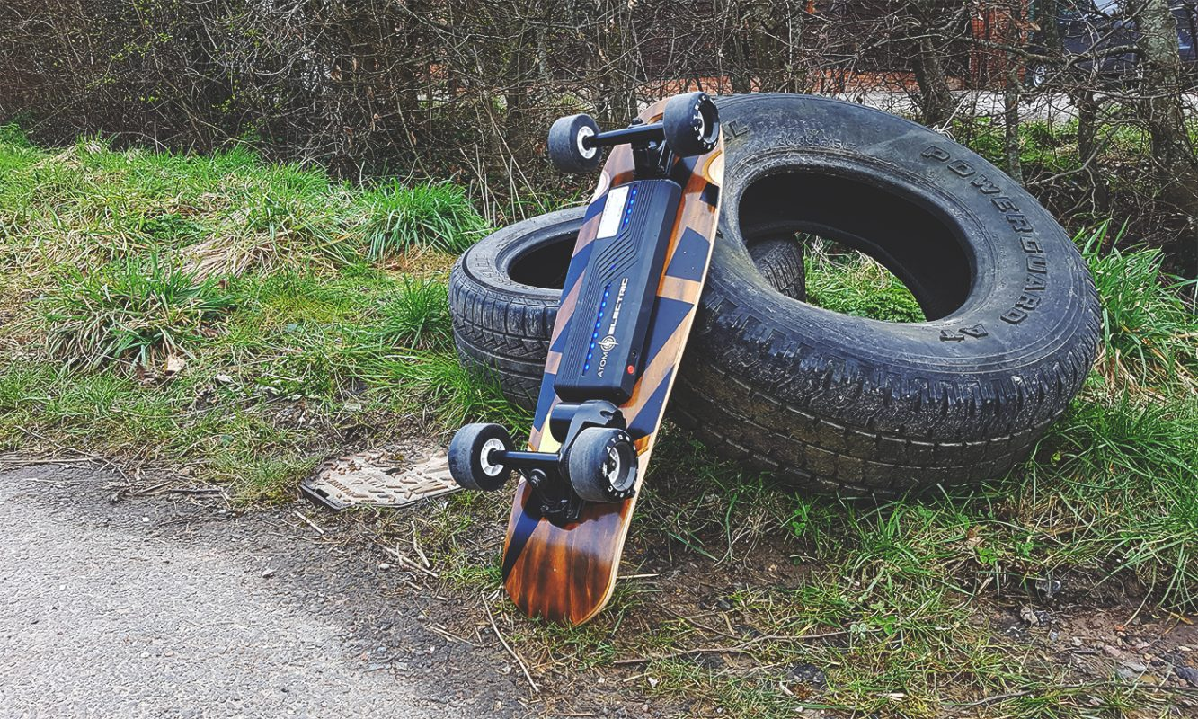 ATOM B10 Electric Longboard