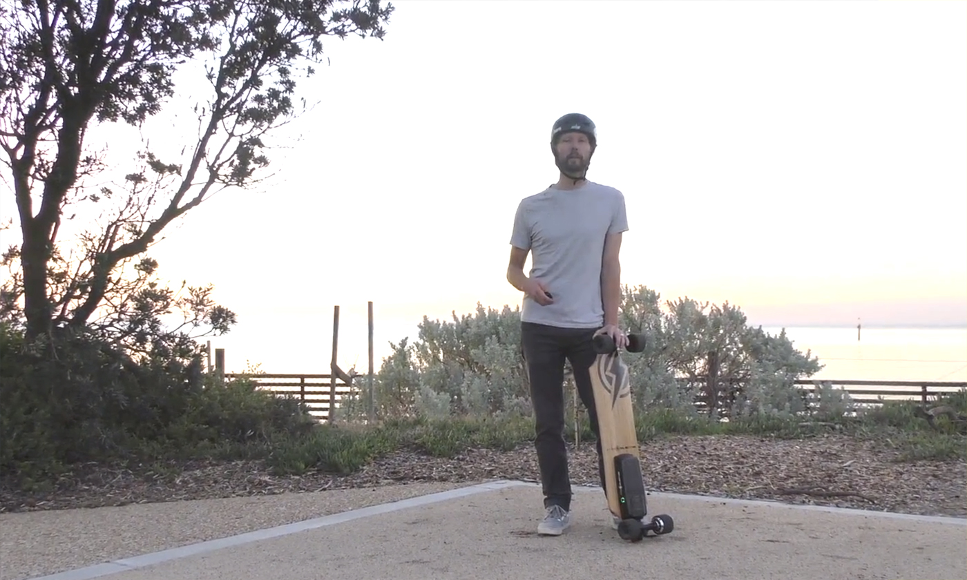 ATOM H10 Electric Longboard